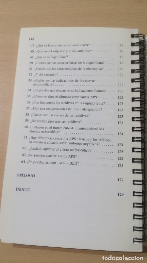 Libros de segunda mano: LO QUE SIEMPRE QUISO SABER DE LOS PSICOFARMACOS Y NUNCA SE ATREVIO A PREGUNTARK503 - Foto 21 - 195234246