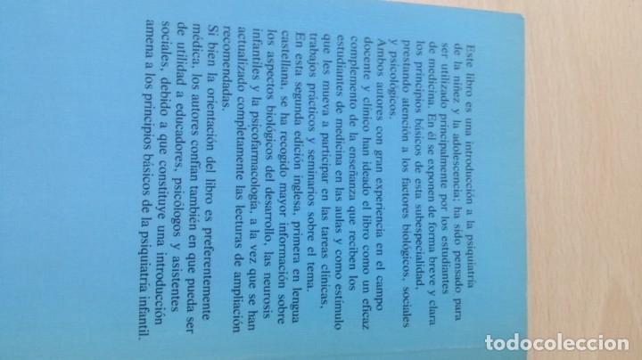 Libros de segunda mano: PSIQUIATRIA INFANTIL - F H STONE - C KOUPERNIK - SALVATK503 - Foto 3 - 195234383