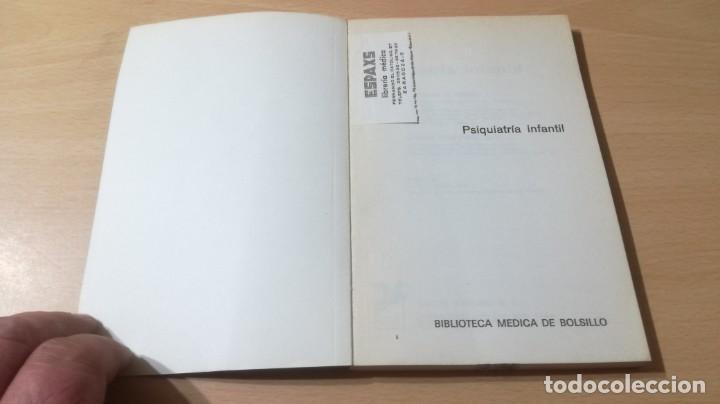 Libros de segunda mano: PSIQUIATRIA INFANTIL - F H STONE - C KOUPERNIK - SALVATK503 - Foto 4 - 195234383