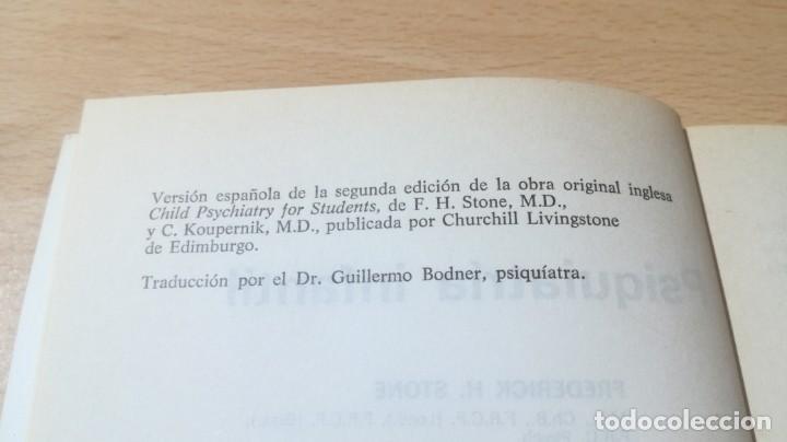Libros de segunda mano: PSIQUIATRIA INFANTIL - F H STONE - C KOUPERNIK - SALVATK503 - Foto 6 - 195234383