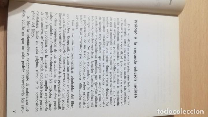 Libros de segunda mano: PSIQUIATRIA INFANTIL - F H STONE - C KOUPERNIK - SALVATK503 - Foto 8 - 195234383