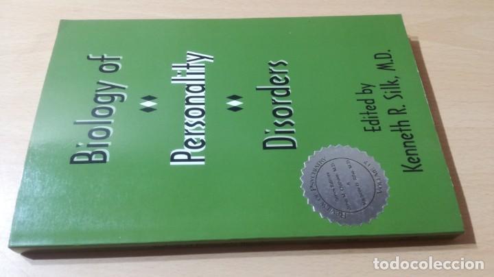 BIOLOGY OF PERSONALITY SISORDERS EN INGLES/ PSIQUIATRIAK503 (Libros de Segunda Mano - Pensamiento - Psicología)