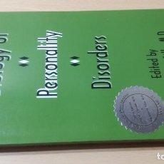 Libros de segunda mano: BIOLOGY OF PERSONALITY SISORDERS EN INGLES/ PSIQUIATRIAK503. Lote 195234566