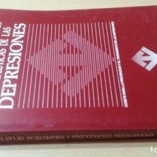 Libros de segunda mano: EPIDEMIOLOGIA Y TERAPEUTICAS DE LAS DEPRESIONES - P T D ESPAÑA/ PSIQUIATRIAK505. Lote 195234818
