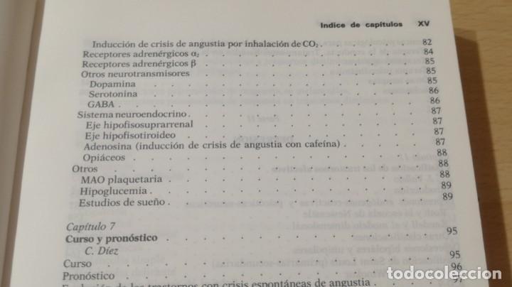 Libros de segunda mano: TRASTORNOS AFECTIVOS: ANSIEDAD Y DEPRESION - J VALLEJO - C GASTO - SALVAT/ PSIQUIATRIAK505 - Foto 16 - 195234865