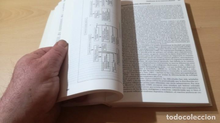 Libros de segunda mano: TRASTORNOS AFECTIVOS: ANSIEDAD Y DEPRESION - J VALLEJO - C GASTO - SALVAT/ PSIQUIATRIAK505 - Foto 40 - 195234865