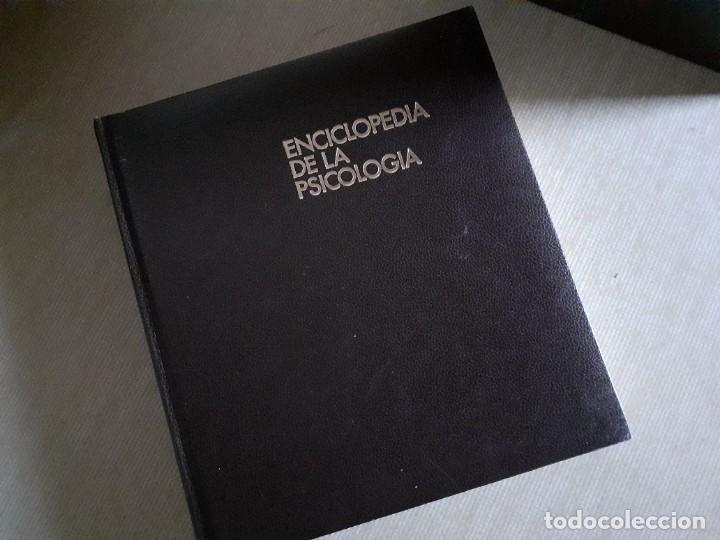 Libros de segunda mano: ENCICLOPEDIA DE LA PSICOLOGÍA PLAZA Y JANÉS - 6 TOMOS - INCOMPLETA A FALTA DE DOS - Foto 5 - 195252168