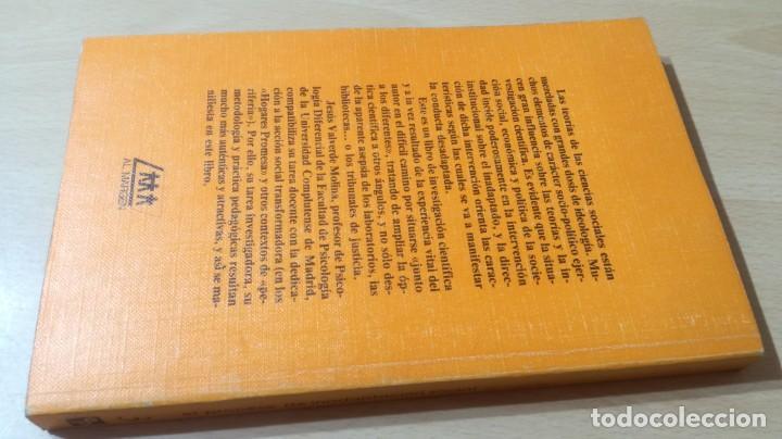Libros de segunda mano: EL PROCESO DE INADAPTACION SOCIAL - JESUS VALVERDE MOLINA - EDITORIAL POPULARK505 - Foto 2 - 195346717