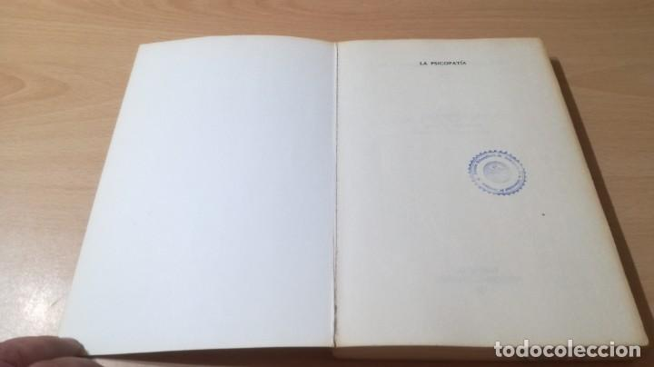 Libros de segunda mano: LA PSICOPATIA - TEORIA E INVESTIGACION- HERDERK505 - Foto 5 - 195346810