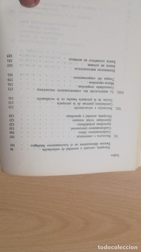Libros de segunda mano: LA PSICOPATIA - TEORIA E INVESTIGACION- HERDERK505 - Foto 10 - 195346810