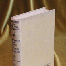Libros de segunda mano: PROBLEMAS CONYUGALES O VIDA Y ESTADO MATRIMONIAL,DR. IGLESIAS,EDITORIAL DUX,1955.. Lote 195370526
