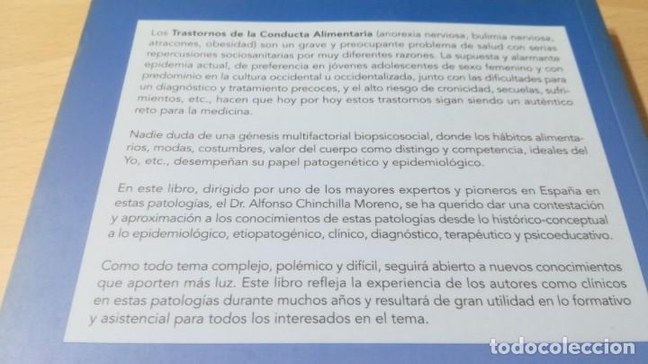 Libros de segunda mano: TRASTORNOS CONDUCTA ALIMENTARIA - ANOREXIA BULIMIA OBESIDAD ATRACONES MASSONPSIQUIATRIAK505 - Foto 3 - 195385967