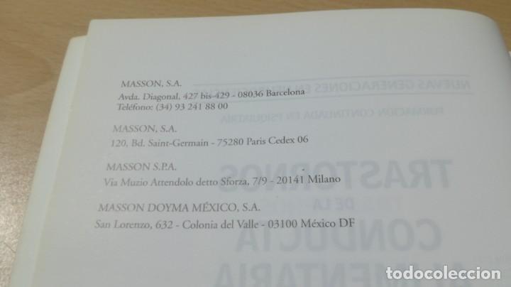 Libros de segunda mano: TRASTORNOS CONDUCTA ALIMENTARIA - ANOREXIA BULIMIA OBESIDAD ATRACONES MASSONPSIQUIATRIAK505 - Foto 5 - 195385967