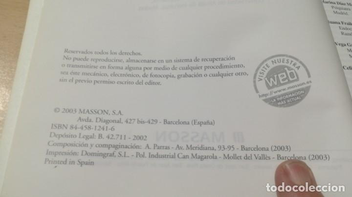 Libros de segunda mano: TRASTORNOS CONDUCTA ALIMENTARIA - ANOREXIA BULIMIA OBESIDAD ATRACONES MASSONPSIQUIATRIAK505 - Foto 6 - 195385967