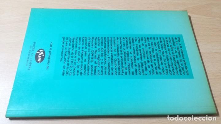 Libros de segunda mano: TRASTORNOS DE LA PERSONALIDAD - G DE GIROLAMO / J H REICH - MEDITORPSIQUIATRIAK505 - Foto 2 - 195386273