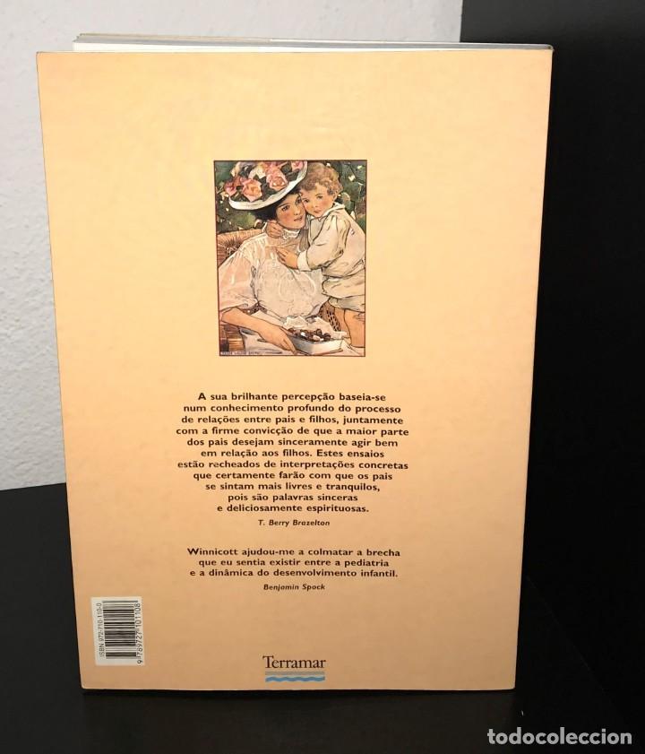 Libros de segunda mano: Conversas com os Pais de D. W. Winnicott - Foto 2 - 195432358