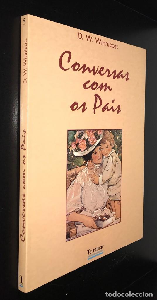 Libros de segunda mano: Conversas com os Pais de D. W. Winnicott - Foto 4 - 195432358