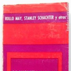Libros de segunda mano: LA ANGUSTIA NORMAL Y PATOLÓGICA. ROLLO MAY Y OTROS. ED.PAIDÓS.1ª ED.1968.. Lote 195498143
