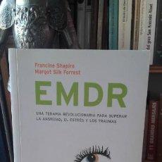 Libri di seconda mano: EMDR. UNA TERAPIA REVOLUCIONARIA PARA SUPERAR LA ANSIEDAD, EL ESTRES Y LOS TRAUMAS, (KAIROS, 2013).. Lote 195943302