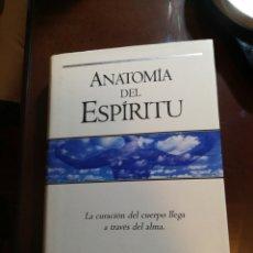 Libros de segunda mano: ANATOMÍA DEL ESPÍRITU CAROLINE MYSS. Lote 195998161