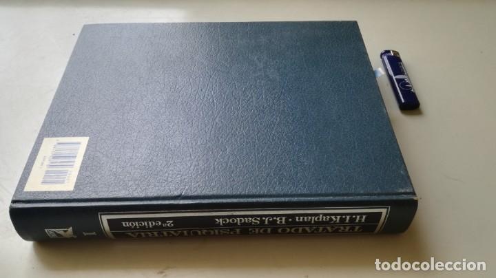 Libros de segunda mano: TRATADO DE PSIQUIATRIA - 2 TOMOS - HAROLD I KAPLAN / BENJAMIN J SADOCK - SALVATZ104 - Foto 4 - 196240828