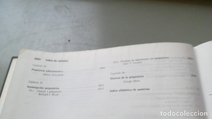 Libros de segunda mano: TRATADO DE PSIQUIATRIA - 2 TOMOS - HAROLD I KAPLAN / BENJAMIN J SADOCK - SALVATZ104 - Foto 20 - 196240828