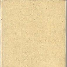 Libros de segunda mano: REEDUCACIÓN DEL CARÁCTER. DE CARLOS MUÑOZ ESPINALT. Lote 196304205