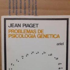 Libros de segunda mano: JEAN PIAGET: PROBLEMAS DE PSICOLOGIA GENETICA. Lote 196902940
