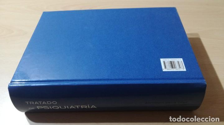 Libros de segunda mano: TRATADO DE PSIQUIATRIA - ANTONIO SEVA DIAZ - DIRECTOR - INO REPRODUCCIONESLL504 - Foto 2 - 197113672