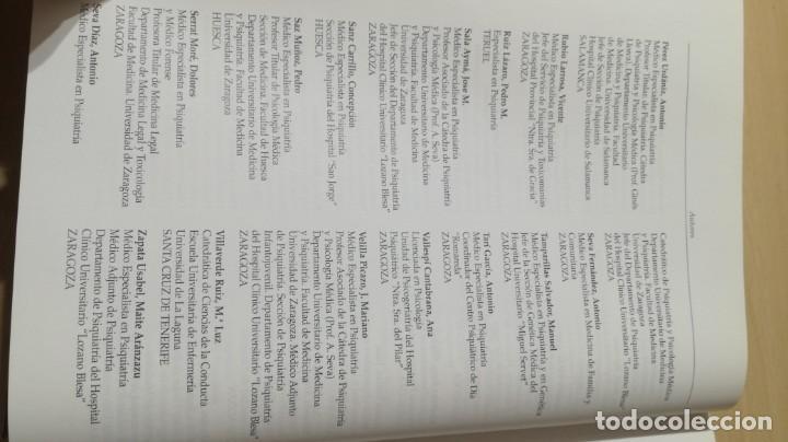 Libros de segunda mano: TRATADO DE PSIQUIATRIA - ANTONIO SEVA DIAZ - DIRECTOR - INO REPRODUCCIONESLL504 - Foto 10 - 197113672