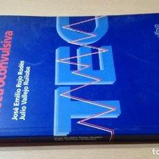 Livros em segunda mão: TERAPIA ELECTROCONVULSIVA - J E ROJO RODES - J VALLEJO RUILOBA - MASSON SALVATPSIQUIATRIAK205. Lote 197993203