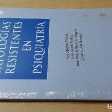 Libros de segunda mano: PATOLOGIAS RESISTENTES EN PSIQUIATRIA - VV AA -ARS MEDICA Ñ-302. Lote 198752283