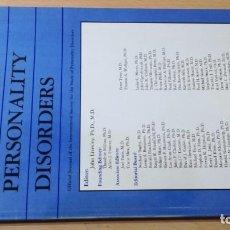 Libros de segunda mano: JOURNAL OF PERSONALITY DISORDERS - EN INGLES - FOTO INDICE - PSIQUIATRIAVOL 22 N 1 2008Ñ-302. Lote 198752601