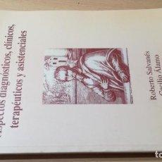 Libros de segunda mano: AVANCES EN PATOLOGIA DUAL - ROBERTO SALVANES - CECILIO ALAMOPSIQUIATRIAÑ-302. Lote 198752903