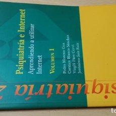 Libros de segunda mano: PSIQUIATRIA EN INTERNET - VOLUMEN 1 - ARS MEDICAÑ-302. Lote 198753591