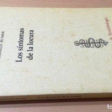 Libros de segunda mano: LOS SINTOMAS DE LA LOCURA - ALFRED HOCHE - EMIL KRÄPELIN - OSWALD BUNKEPSIQUIATRIAÑ-302. Lote 198769191