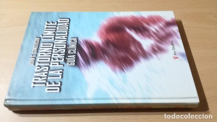 TRASTORNO LIMITE DE LA PERSONALIDAD - GUIA CLINICA - JOHN GUNDERSONPSIQUIATRIAÓ-204 (Libros de Segunda Mano - Pensamiento - Psicología)