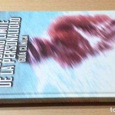Libros de segunda mano: TRASTORNO LIMITE DE LA PERSONALIDAD - GUIA CLINICA - JOHN GUNDERSONPSIQUIATRIAÓ-204. Lote 198769205