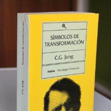 Libros de segunda mano: C.G.JUNG - SÍMBOLOS DE TRANSFORMACIÓN - PAIDÓS. Lote 199486925