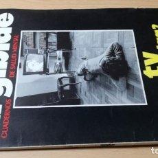 Libros de segunda mano: ARGIBIDE CUADERNOS SALUD MENTAL - TV ¿ UNA AMIGA ? AÑO 2 N 5PSIQUIATRIAGRAVOL8. Lote 199875176
