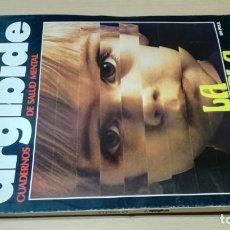 Libros de segunda mano: ARGIBIDE CUADERNOS SALUD MENTAL LA ESCUELA - AÑO 1 N 2PSIQUIATRIAGRAVOL8. Lote 199875265
