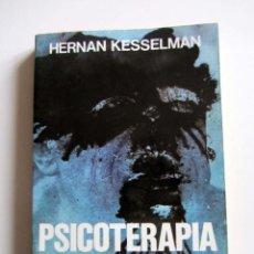 Libros de segunda mano: PSICOTERAPIA BREVE. HERNAN KESSELMAN. Lote 202675991
