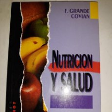 Libros de segunda mano: NUTRICIÓN Y SALUD MITOS PELIGROS ERRORES DIETAS EXTREMAS ADELGAZAMIENTO MEDICINA GRIEGA CONDUCTA RAC. Lote 202909773