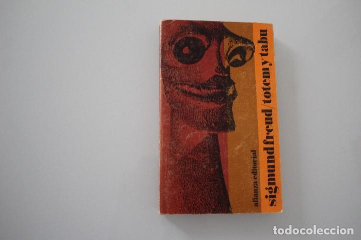 TOTEM Y TABI SIGMUND FREUD (Libros de Segunda Mano - Pensamiento - Psicología)