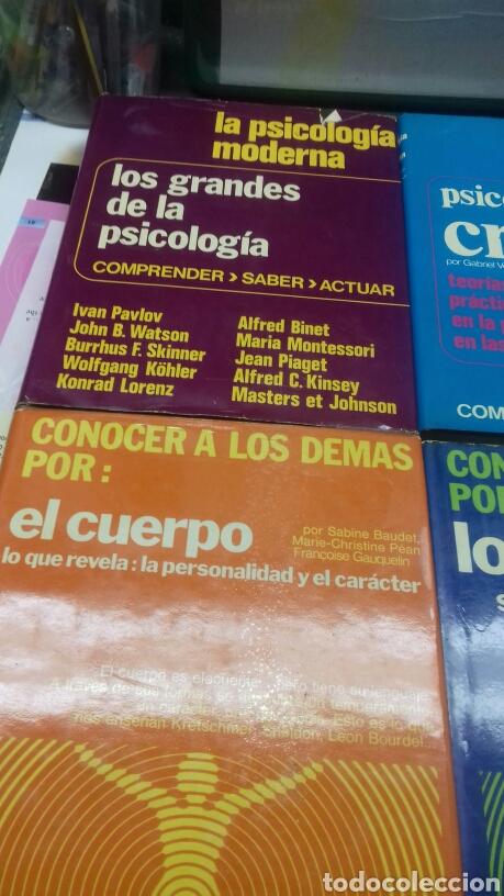 Libros de segunda mano: La psicolgia moderna. mensajero. 7 vol - Foto 3 - 206444406