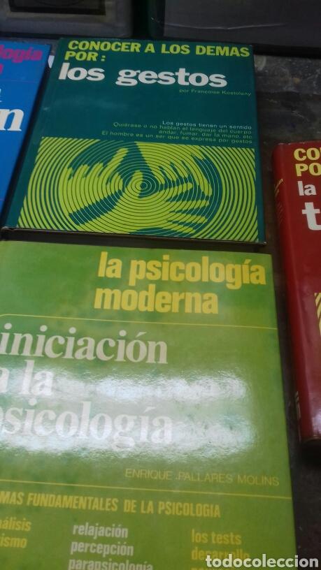 Libros de segunda mano: La psicolgia moderna. mensajero. 7 vol - Foto 5 - 206444406