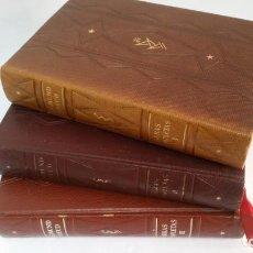Libri di seconda mano: 1948 - SIGMUND FREUD - OBRAS COMPLETAS - 3 TOMOS. Lote 206901066