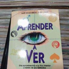 Libros de segunda mano: APRENDER A VER. Lote 206946195