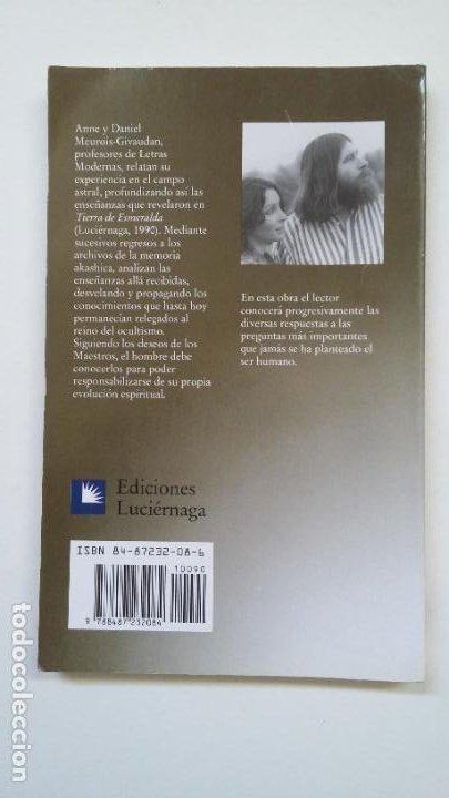 Libros de segunda mano: Viaje a Shambhala - A. y D. Meurois-Giovaudan. EDICIONES LUCIERNAGA. TDK198 - Foto 2 - 206975550