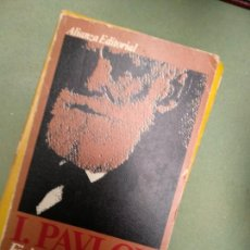 Libros de segunda mano: FISIOLOGÍA Y PSICOLOGÍA DE I. PAVLOV. Lote 207228932